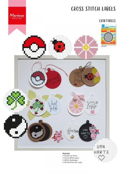 CR1523 Cross Stitch Patterns