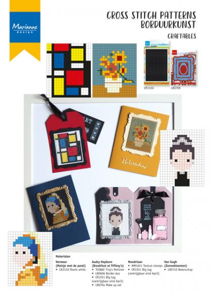 CR1530 XXL Cross Stitch Patterns 4