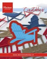 Creatable - Bear chair