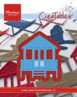 Creatable - Tiny's Beach house