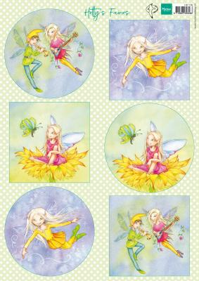 Hetty's Fairies