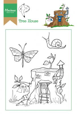 Hetty's Tree house