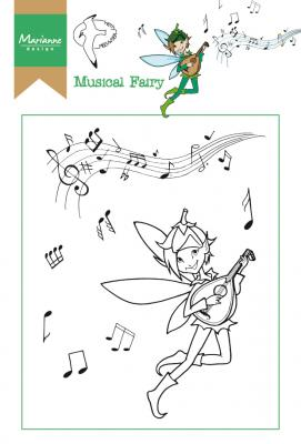 Hetty's Musical Fairy