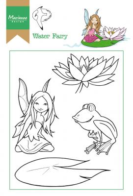 Hetty's Water Fairy