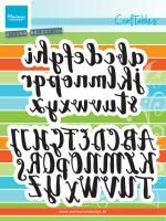 Brush Alphabet