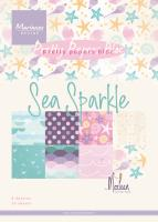 Sea sparkle by Marleen