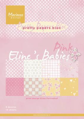 Eline's baby girl