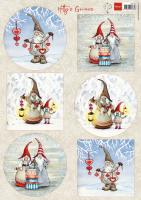Hetty's Winter Gnomes
