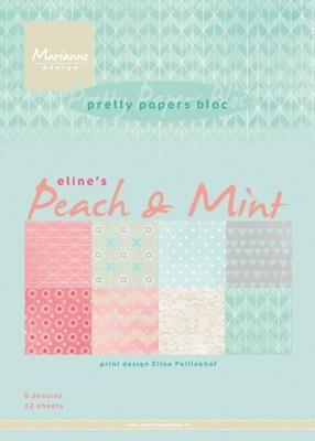 Eline's Peach & Mint