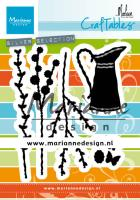 Flower Jug by Marleen
