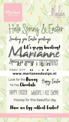 Marleen's Hello Spring and Easter