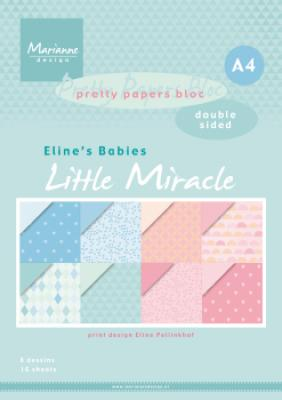 Eline's Little Miracle A4