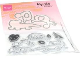 Eline's animals - reptiles