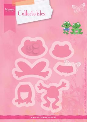 Eline's Frogs