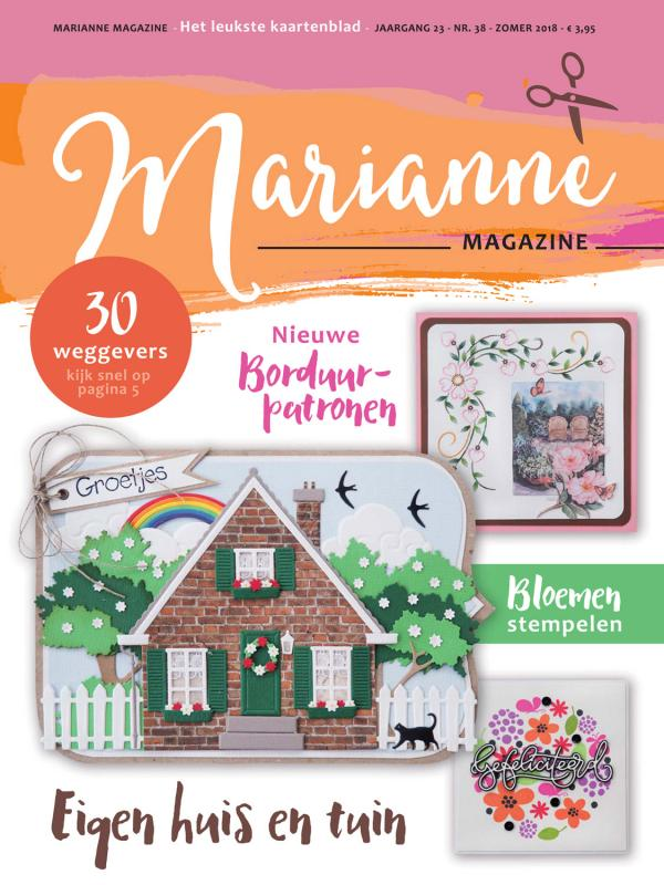 Marianne 38 cover